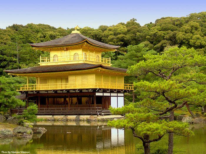 pin kinkakuji temple kyoto -#main