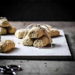 Sesame Absinthe Cookies | Sweet Things | Pinterest