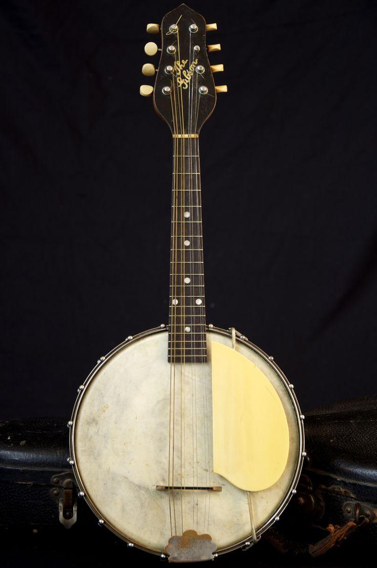 Domme Vintage gibson mandolins you have