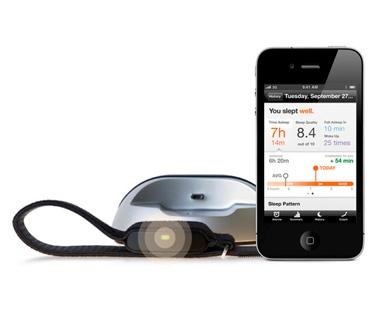 sleep tracker app iphone