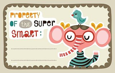 property of the super smart