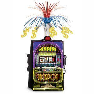 slot machine party ideas