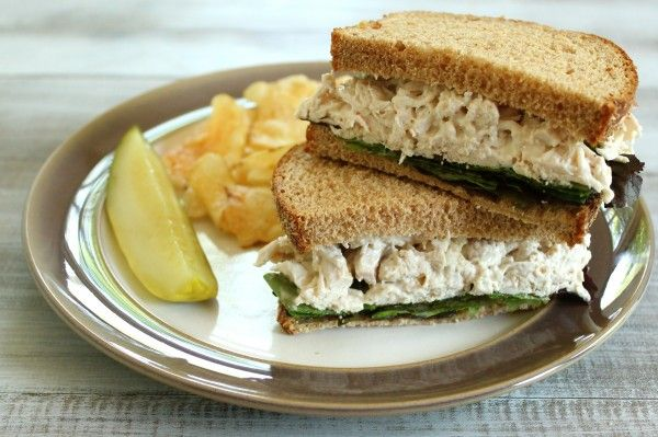 Basic Chicken Salad | Food | Pinterest