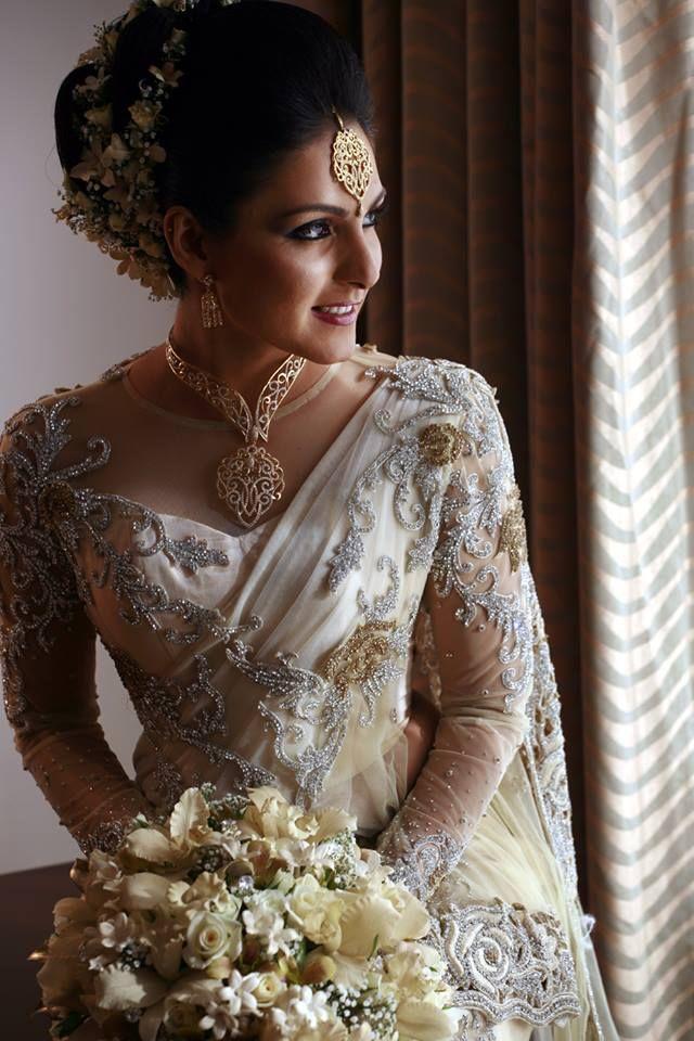 Kandyan Bride | Bridal Saree Designs | Pinterest