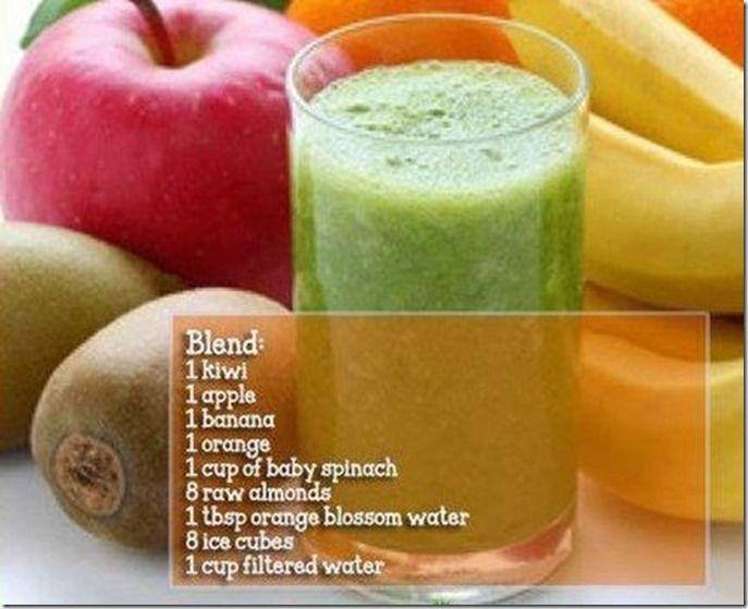 Antioxidant Smoothie | Workouts | Pinterest
