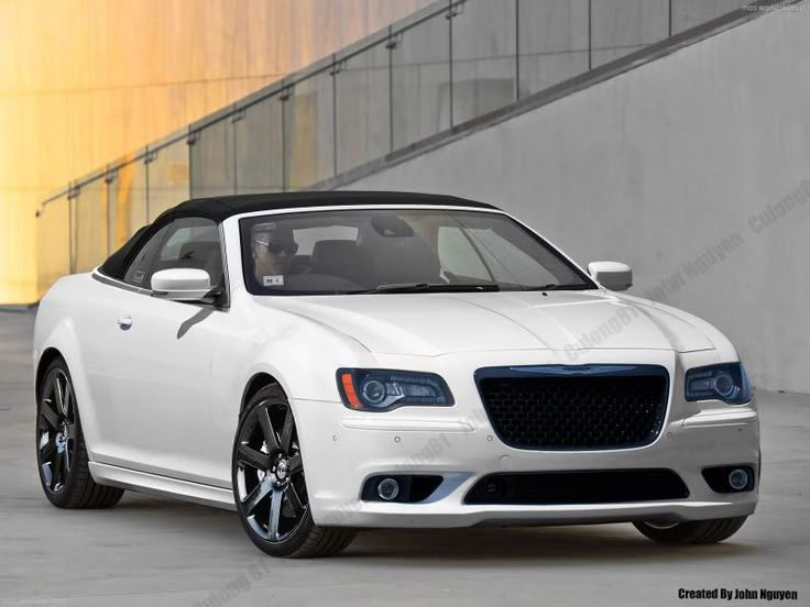 chrysler 300 convertible wanted rides pinterest. Cars Review. Best American Auto & Cars Review