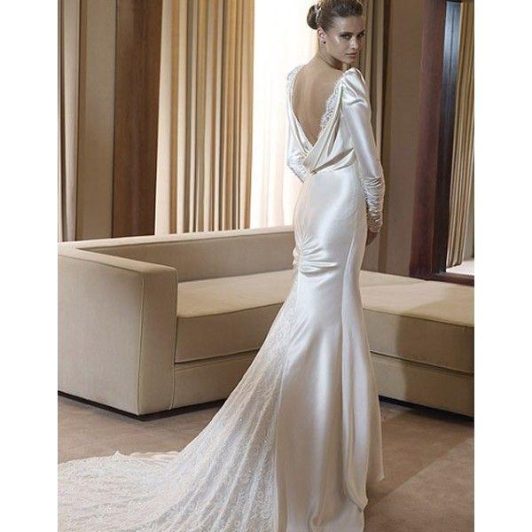 Winter Wedding Dress Simple : Wedding dressses