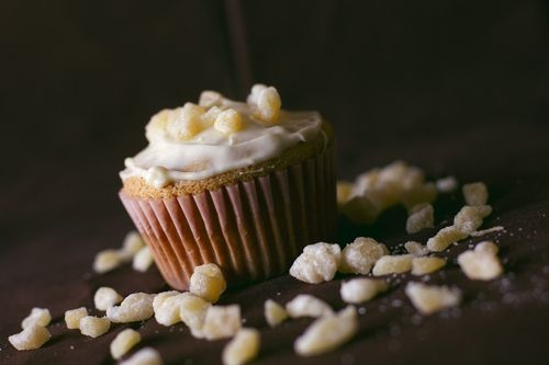 Ginger maple cupcakes | Maple Recipes | Pinterest