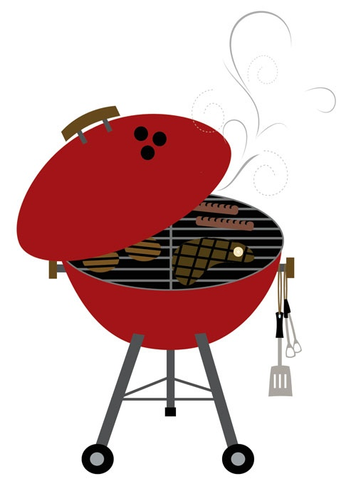 Grill clip art pictures to pin on pinterest daddy