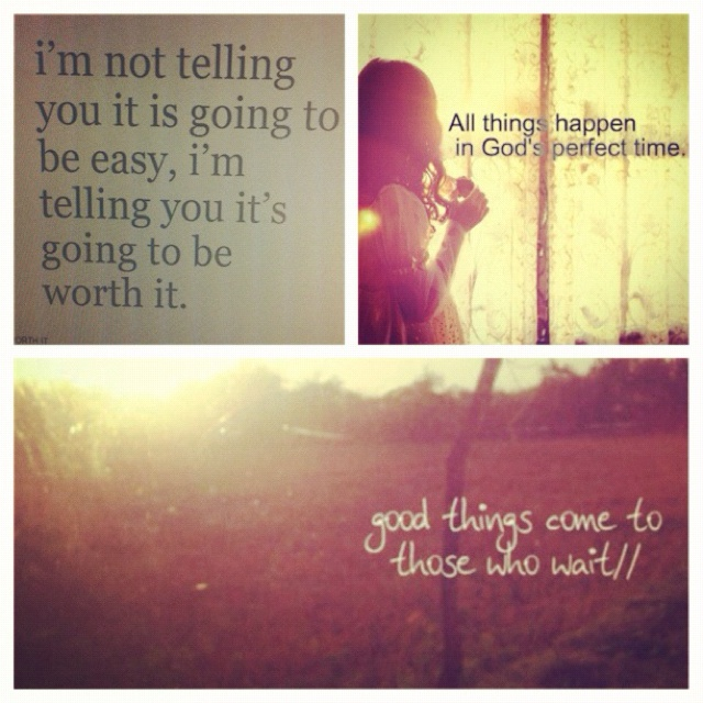 It going to be alright :)