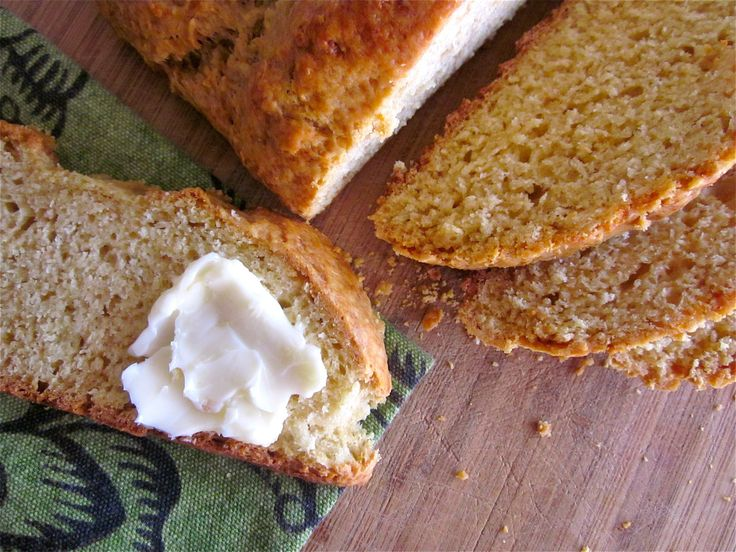 Irish Soda Bread with Browned Butter
