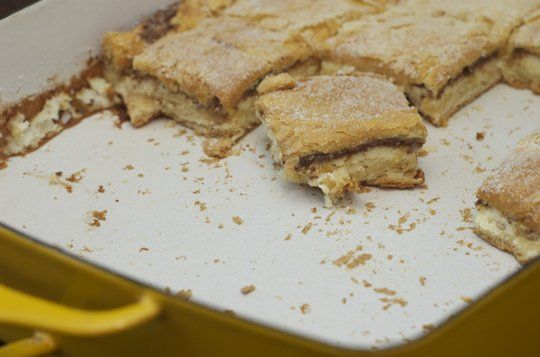 Brunch Recipe: Cinnamon-Cream Cheese Breakfast Bars — Recipes from ...