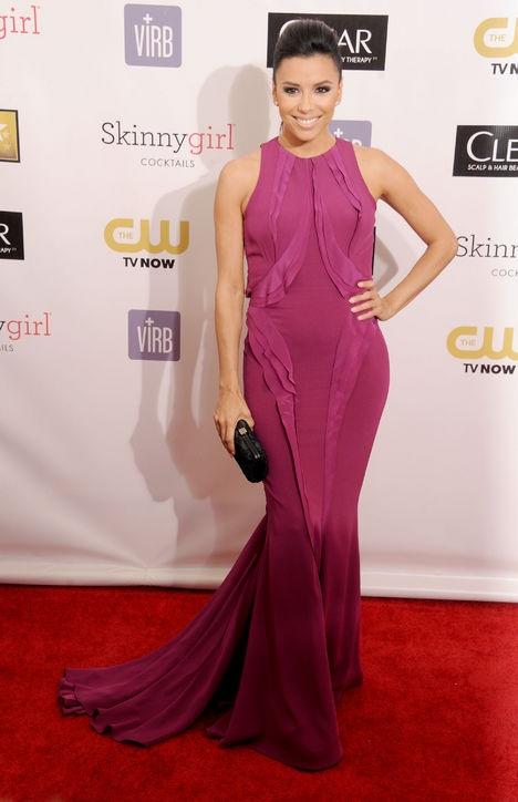 Eva Longoria in #MoniqueLhuillier