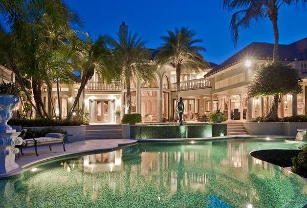 Naples Florida Luxury Homes Dream House Pinterest