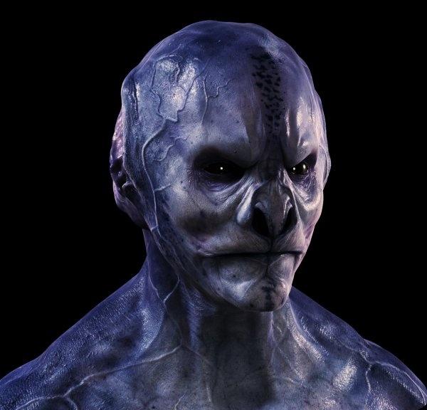 Marcus by Ve Neall   from Underworld 2  Wonder if you use a bottle to    Underworld Marcus Hybrid