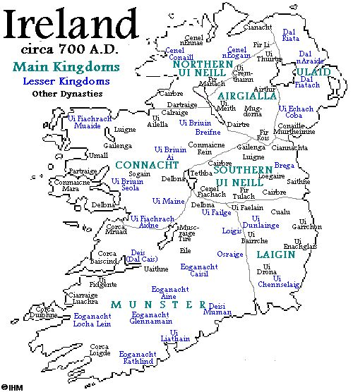 history of ireland william of orange