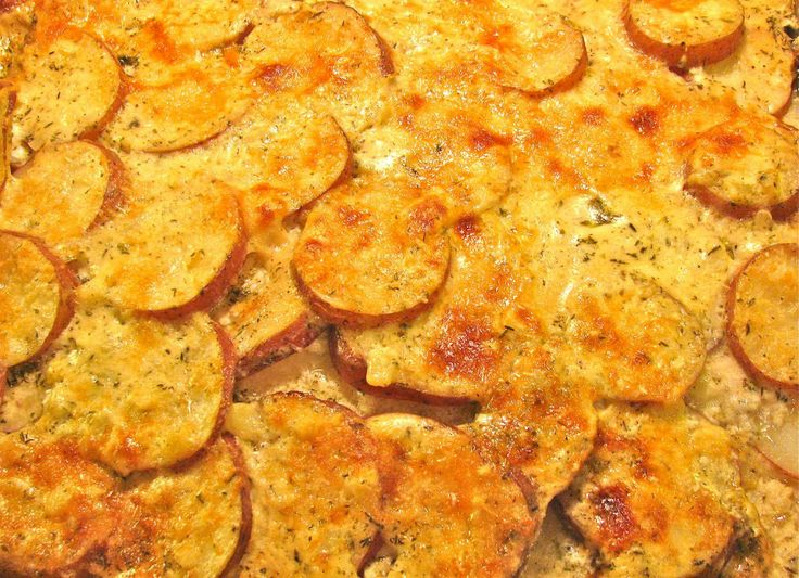 Scalloped Potatoes | I Like To Eat | Pinterest