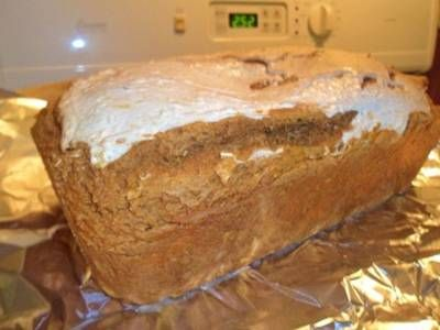 low-fat version of pumpkin bread with a cream cheese topping is sure ...