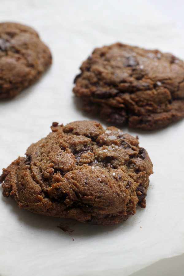 Whole Wheat Chocolate Chip Cookies. | Cookies | Pinterest