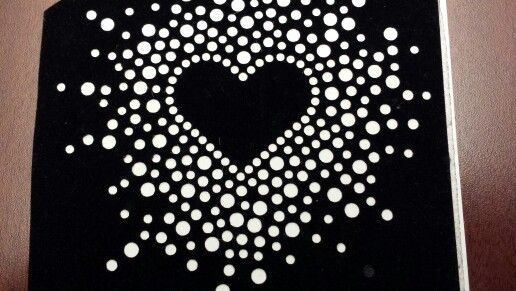 Heartburst | Silhouette Cameo Ideas | Pinterest