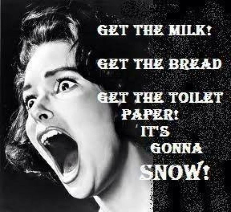 It's going to SNOW!!! in Houston, Texas!!