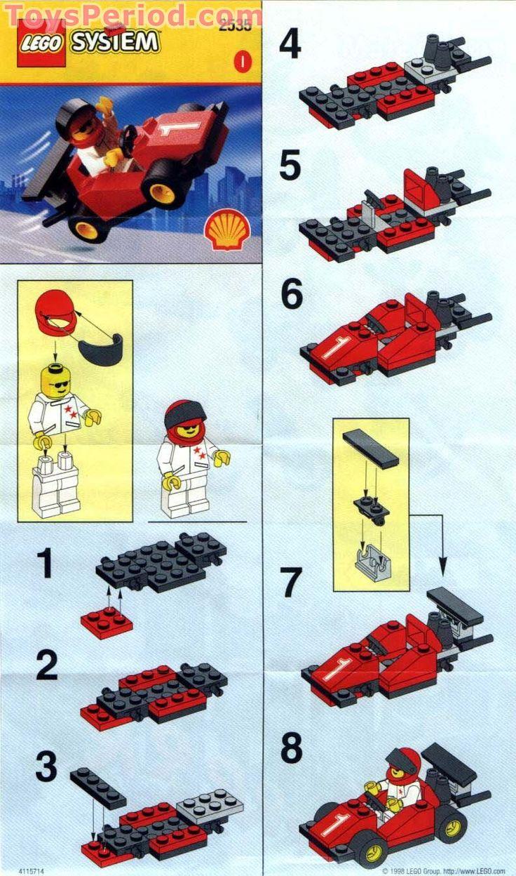 Схемы к лего