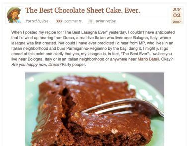 The Best Chocolate Sheet Cake Ever | Sweets and treats | Pinterest
