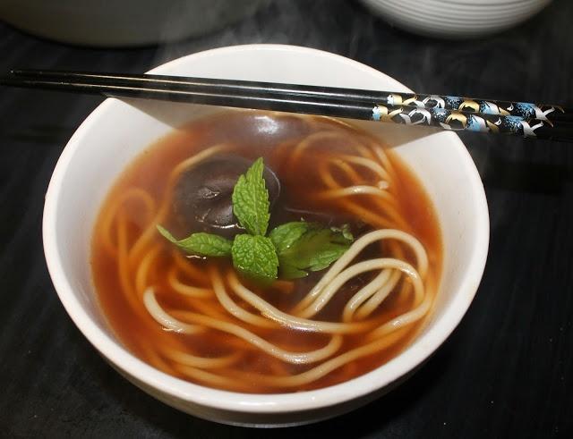 Coconut Lemongrass Somen Noodle Soup Recipe — Dishmaps