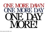 Image result for one day more