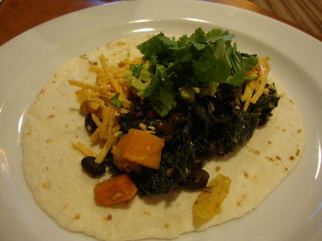 Sweet Potato, Kale & Black Bean Fajitas #vegan | Recipes to try ...