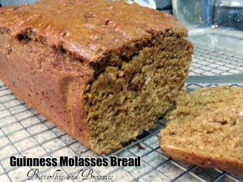 Guinness Molasses Bread | Bless the carbohydrate...yum | Pinterest