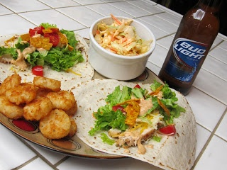 Jenns Food Journey: Beer-Marinated Chicken Tacos