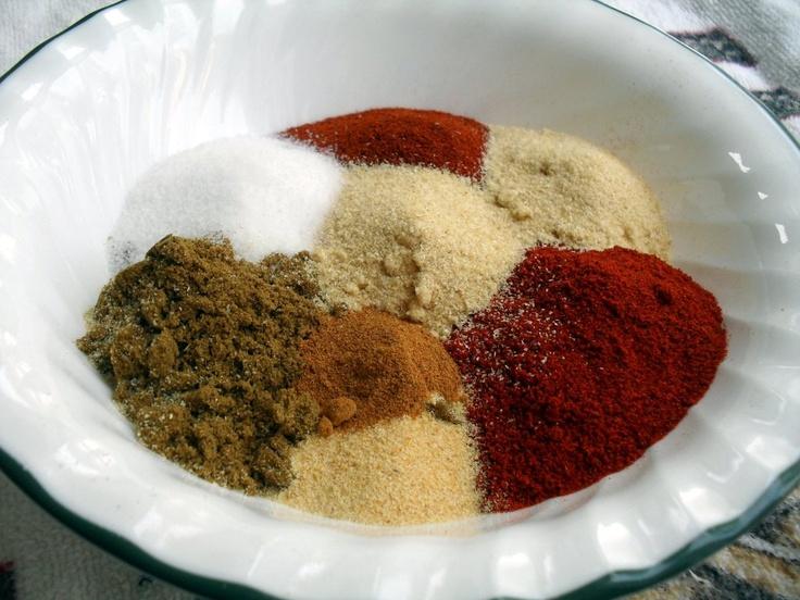 Homemade Taco Seasoning Mix | Saucy! | Pinterest
