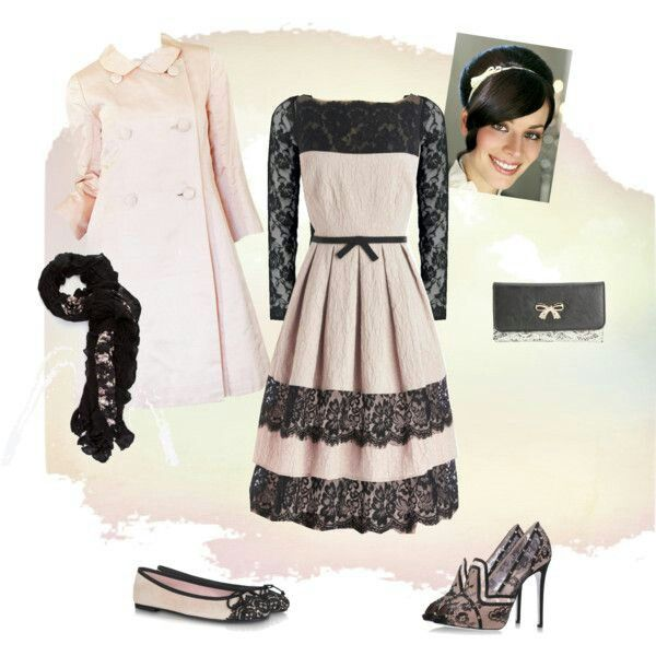 Lace Apostolic Outfit