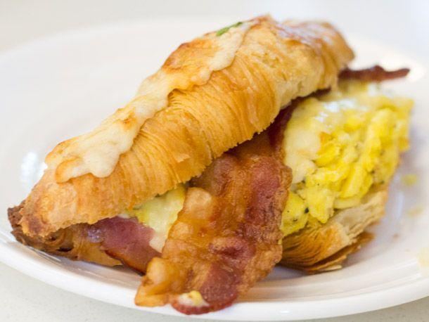 Sandwich a Day: Junction Croissant from Bakery Nouveau, Seattle