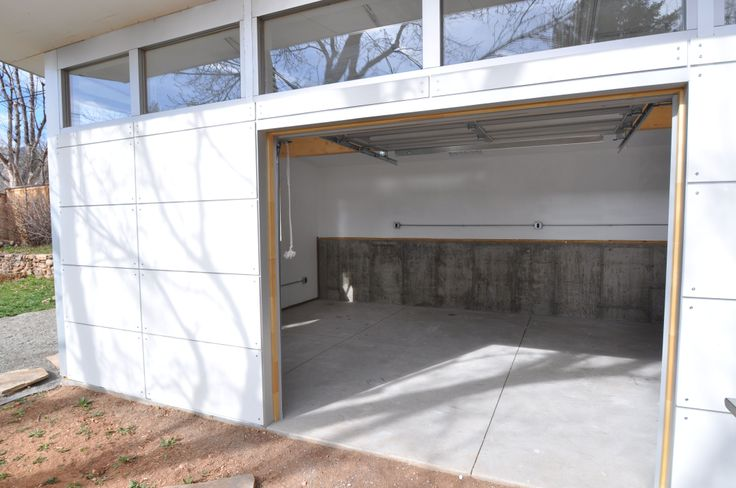 Diy Backyard Man Cave :  man cave ready for a Do It Yourself (DIY) acid stain of the concrete