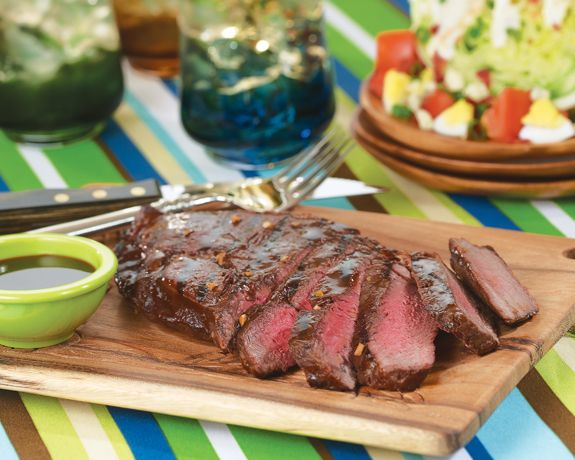 Bourbon Steak | Outdoor Entertaining | Pinterest