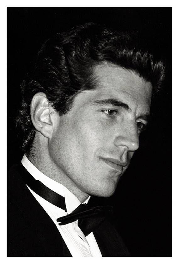John-John bornJohn Fitzgerald Kennedy Jr. on November 25, 1960.