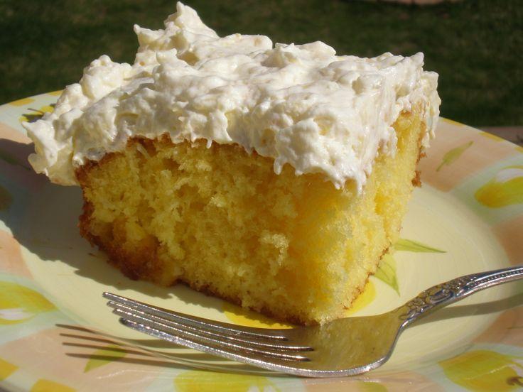 Hawaiian Delight Cake Recipe