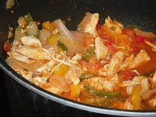 WW - Chicken Ropa Vieja (5pts)
