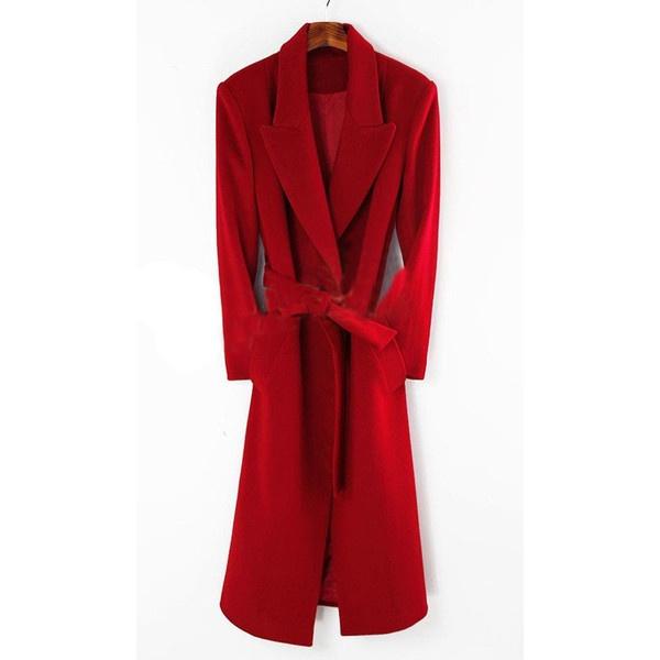 valentino long coat