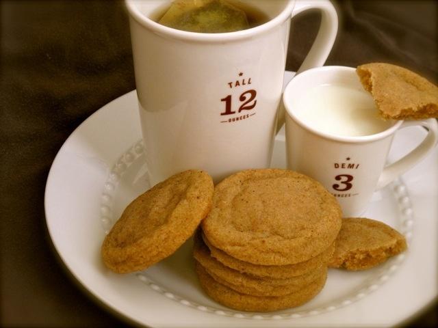 Chai Spice Sugar Cookies | Recipe