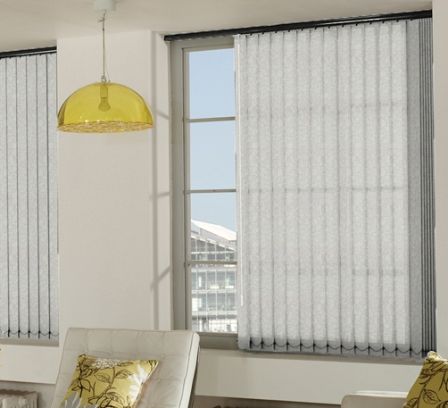 White Iris Lace vertical blinds | Kid's Stuff | Pinterest