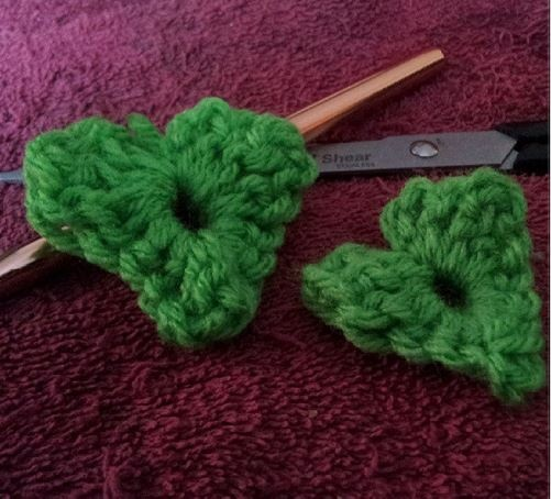 Crochet Stitches Tc : ... stitches: sc= single crochet dc= double crochet tc= triple crochet ss