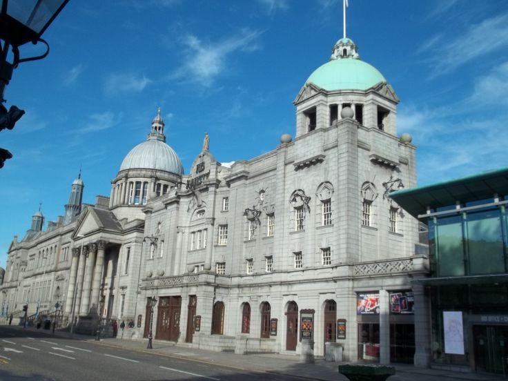 Aberdeen United Kingdom  city photos : ... Majesty's Theatre, Aberdeen | Aberdeen, Scotland, United Kingdom
