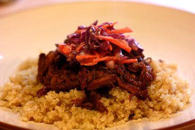 Mmm...Cafe: Hoisin Pulled Pork | pressure cooker | Pinterest