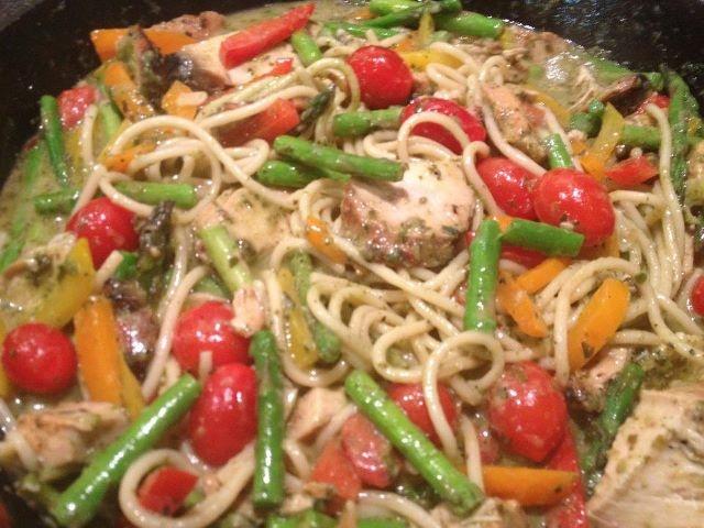 Yummy pasta dish... | Food that I make | Pinterest