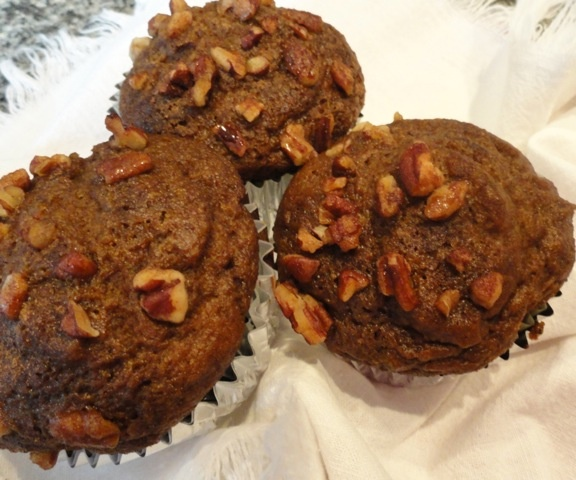 Olive Oil Pumpkin Spice Muffins | Candies/Frostings/Cup Cakes/ Cake P ...