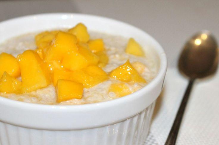 Chia Seed Mango Pudding | Whole30 | Pinterest