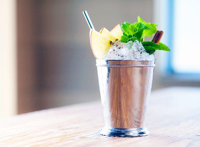 Baker's Rack Julep   Rue   Food - Cocktails & Drinks   Pinterest